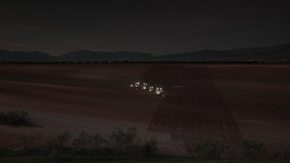 Magical realism in the landscapes of Tierra de Barros.