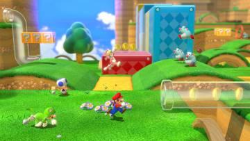 'Super Mario 3D World + Bowser's Fury': elegancia por los cuatro costados