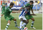 Recreativo y Betis se conforman con un punto