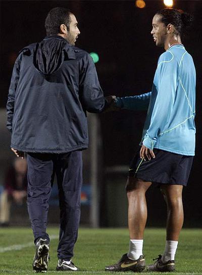 ¿Cuánto mide Pep Guardiola? - Real height 1213687321_850215_0000000000_sumario_normal