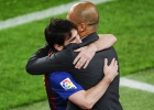 Messi glorifica a Guardiola