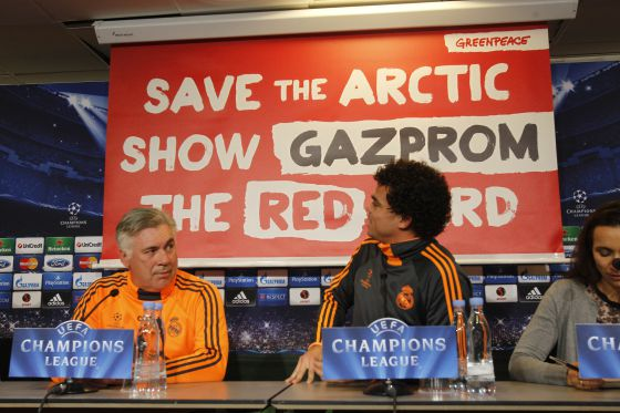 """Gazprom, el patrocinador de la Champions en la """"segunda guerra fría"""""""