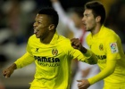 Rayo Vallecano, 2 - Villarreal, 5