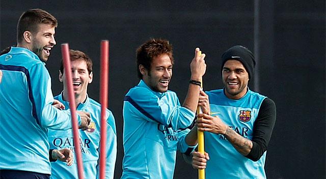 Neymar pide la vez