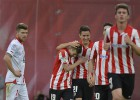 El Athletic exhibe perfume europeo