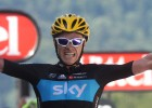 El despegue de Chris Froome