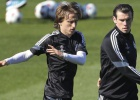 Modric regresa como salvador