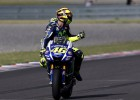 Rossi, espectacular e inmisericorde