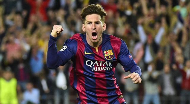 Messi destroza una gran obra de Guardiola
