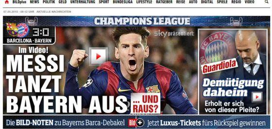 """""""Kaiser Messi"""""""