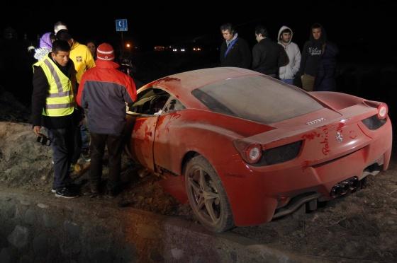 Javier Car Crash