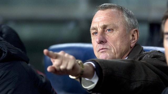 Johan Cruyff é diagnosticado com câncer de pulmão
