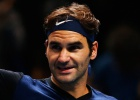 Federer hechiza a Londres