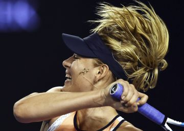 Suma y sigue de Sharapova