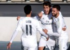 El Juvenil A de Solari y Mayoral luchará por la Youth League