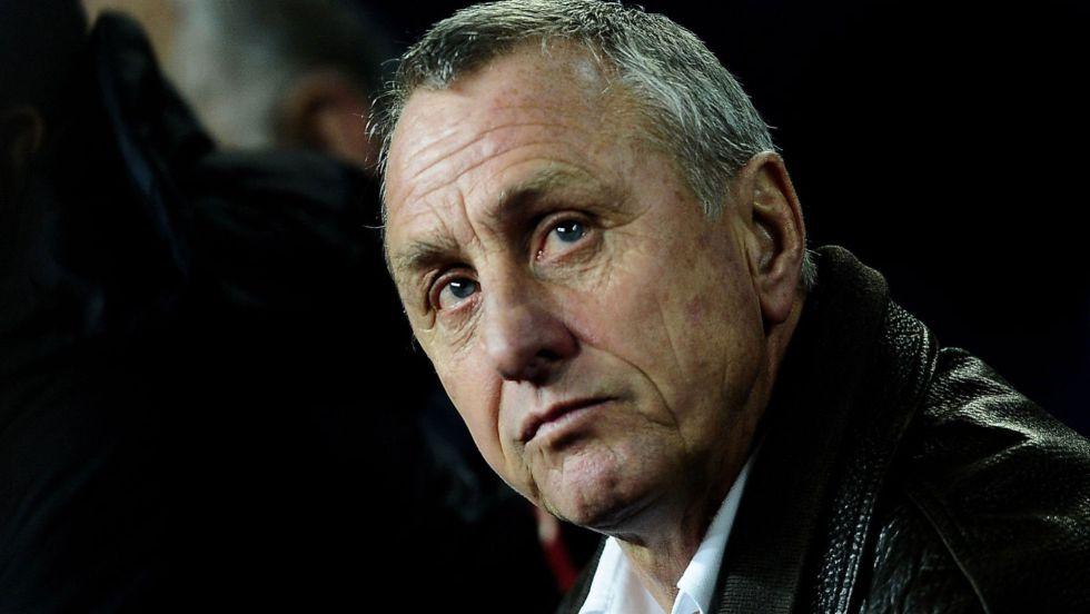 Johan Cruyff, en una imagen de archivo.