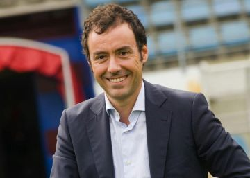 "Alex Aranzabal: ""El Eibar cuestiona el 'establishment"""
