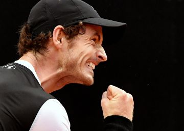 Murray emerge ante Djokovic