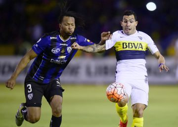 Boca Juniors vs. Independiente del Valle en vivo