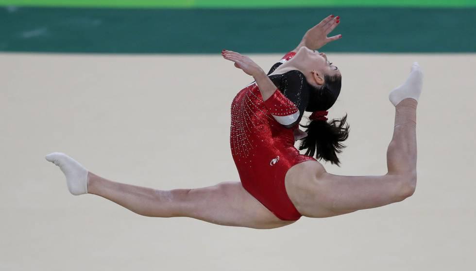 Gimnasia artística en los Juegos Olímpicos | EL PAÍS