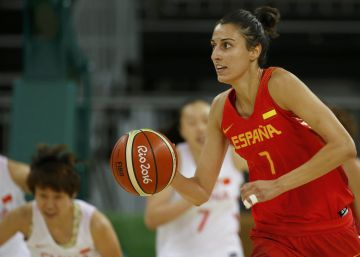 Alba Torrens bate récords ante China