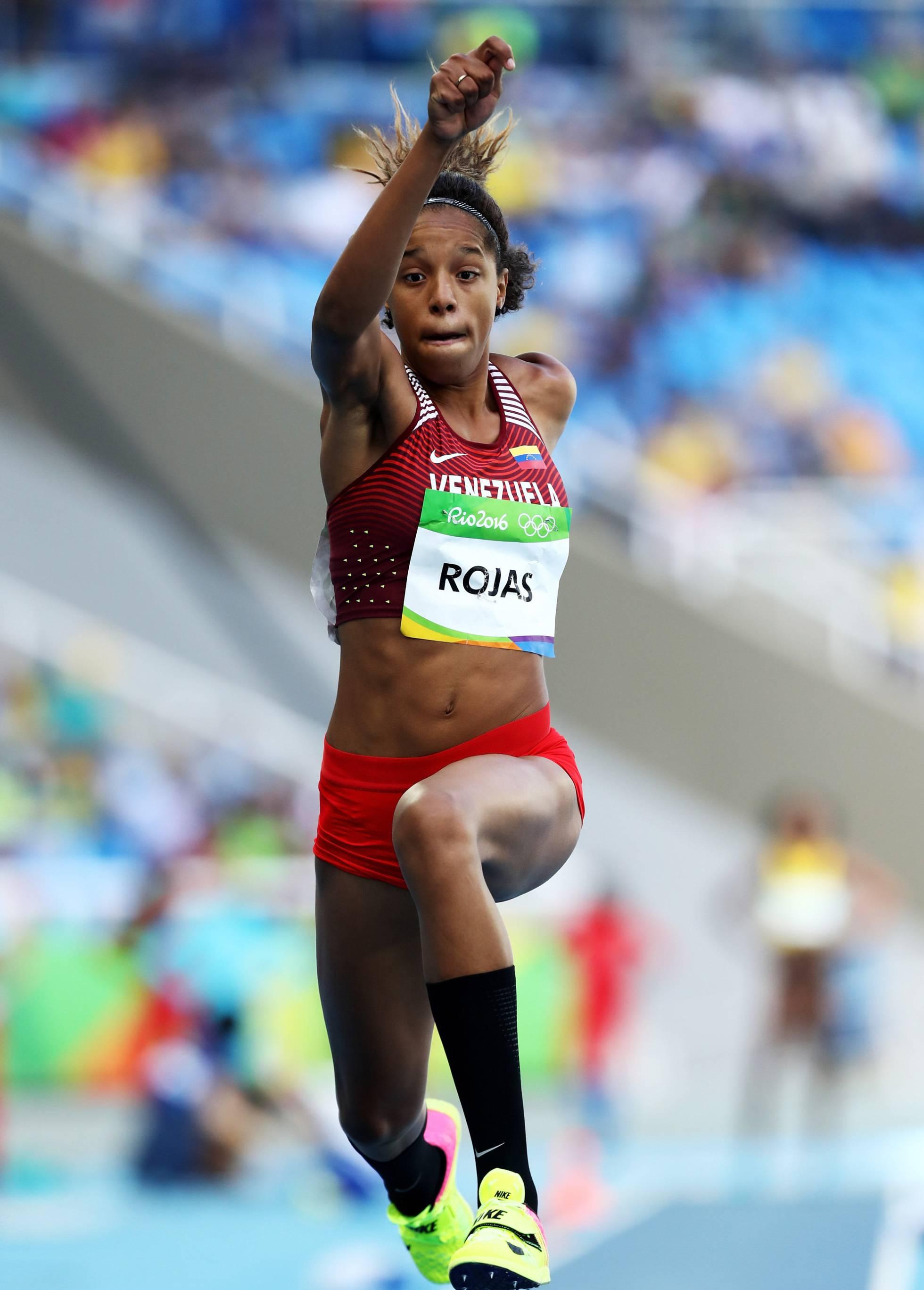 Select from premium yulimar rojas of the highest quality. Yulimar Rojas: el salto largo al podio olímpico | Deportes ...