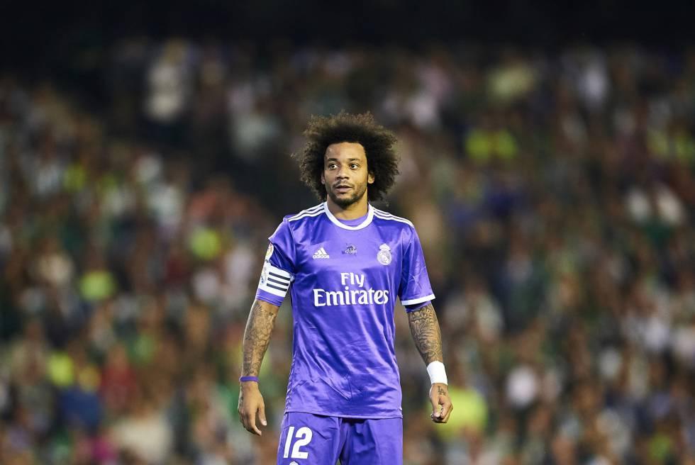 Real Madrid - Legia  Marcelo be1e56baf7f20