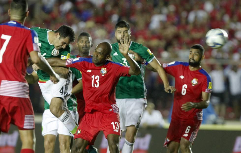 México desentona frente a Panamá y empata sin goles  b7af407d11324