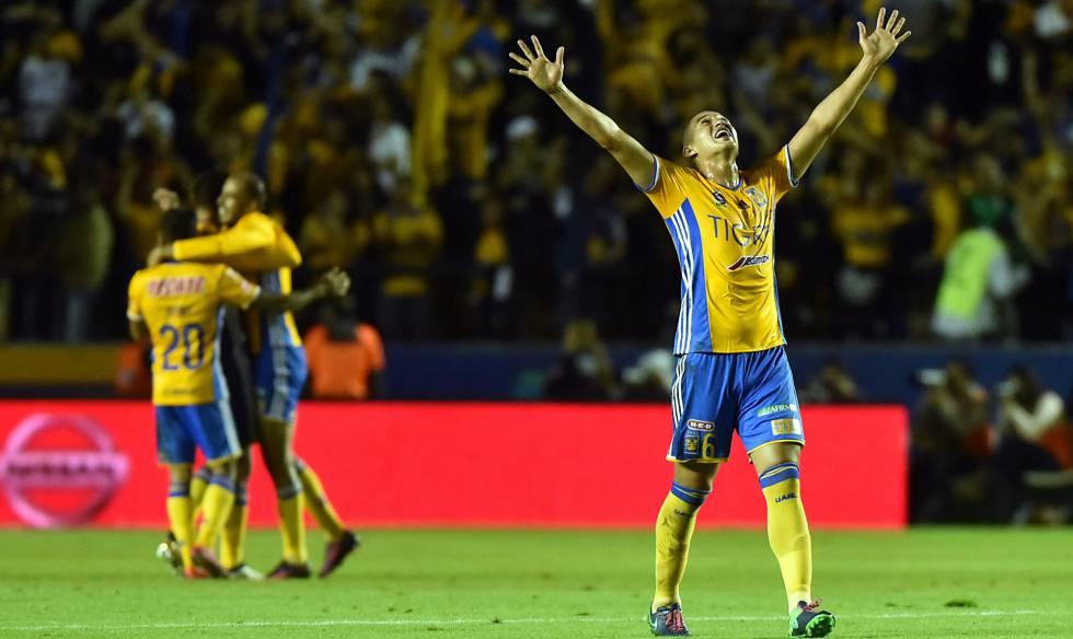 Tigres da cinco zarpazos a Pumas y salda su pase a semfinales 08670f5579dbc