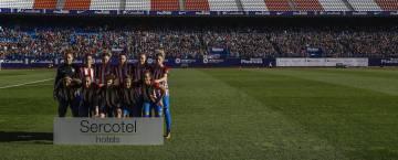 Atlético de Madri x Barcelona  Sucesso do futebol feminino ... 408107547b812