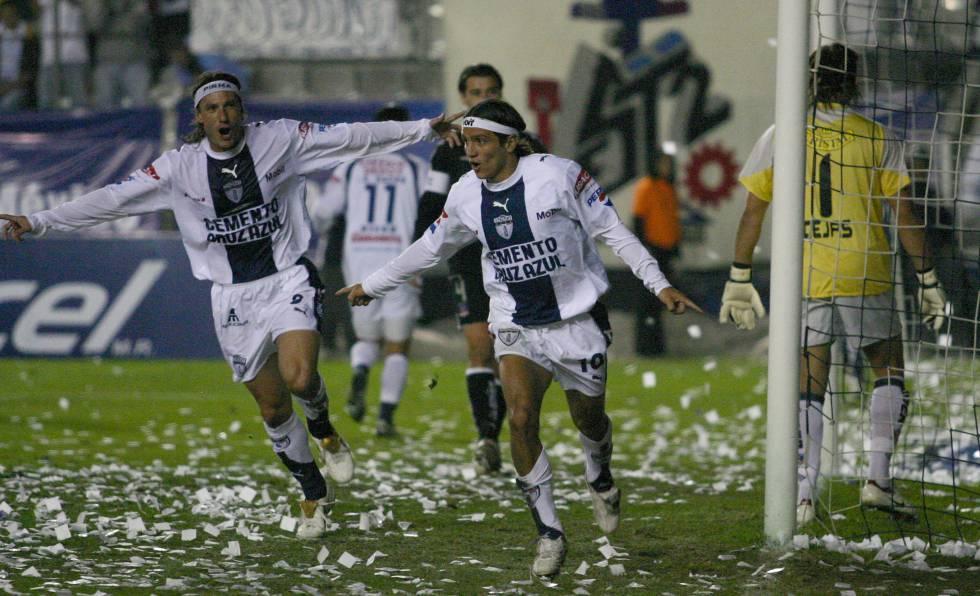 CONCACAF, PACHUCA