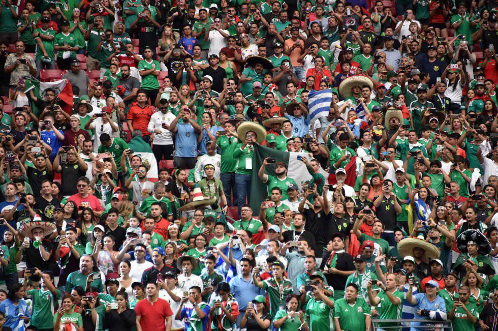 Crowd chants fifa 18 green ireland fifa 2018