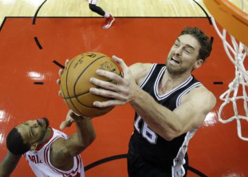 El fabuloso final de los Spurs rompe la racha de Houston
