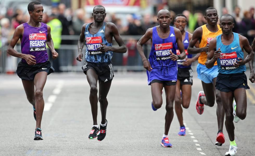 Zapatillas para bajar de 3 horas en maratón