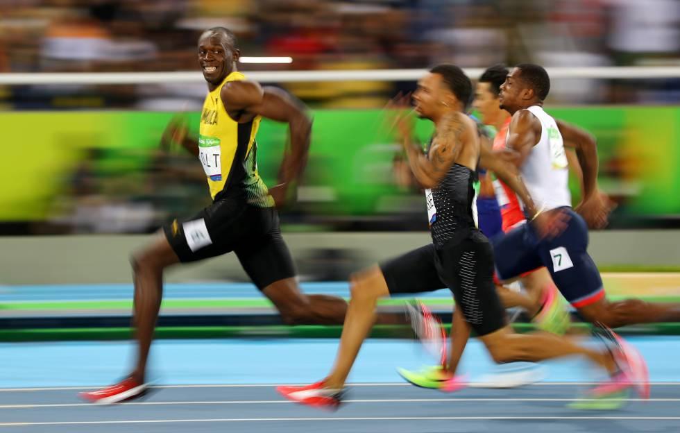 Juegos Olimpicos De Rio Bolt Biles Phelps Deportes El Pais