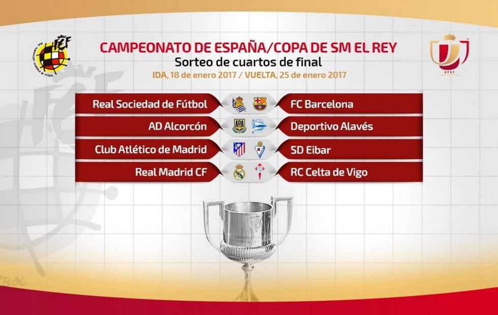 La Copa del Rey baja de revoluciones en cuartos de final ...
