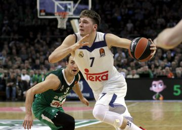 El Real Madrid suma y sigue ante el Zalgiris