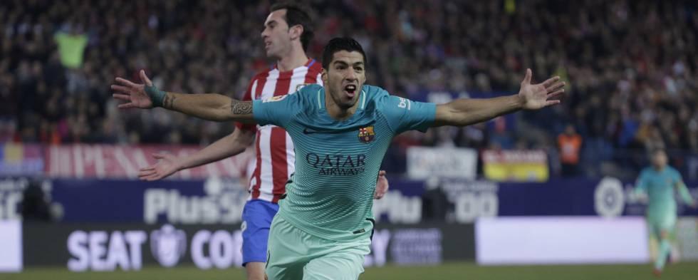 El Barcelona derrota al Atlético y toma ventaja en la eliminatoria ... 242291ad207