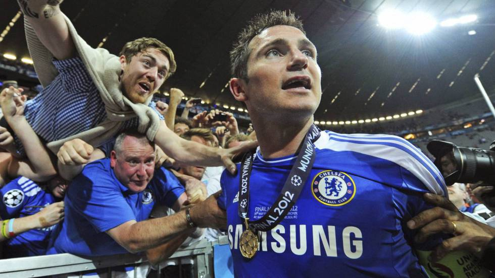 Frank Lampard deixa o futebol após 21 anos de carreira  f4d0f66798451