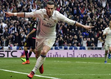 Gareth Bale, 550 horas con 'uncle' Jaime