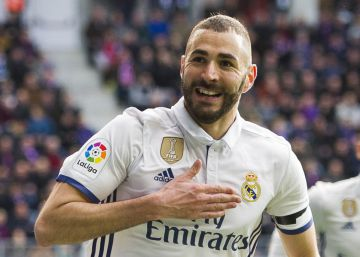 Benzema, culpable habitual