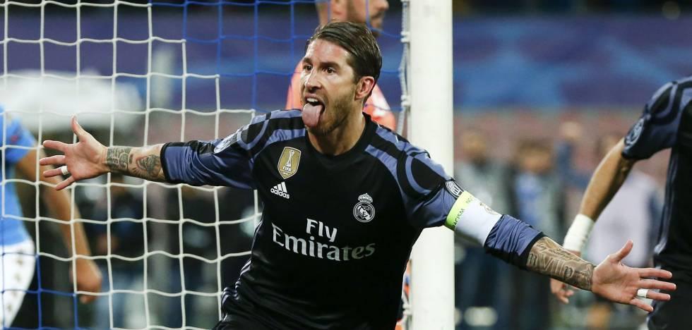 4e8cc0e0a8461 El Real Madrid vence al Nápoles en el San Paolo y logra el pase a ...