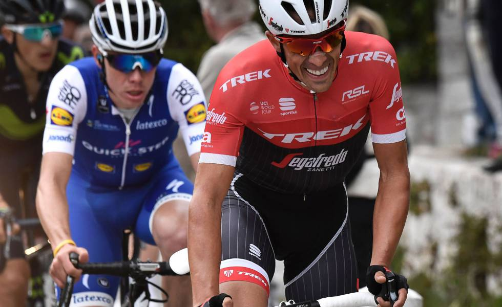 """6511fa58e Alberto Contador  """"There is no better way to say goodbye than on my home  race"""""""