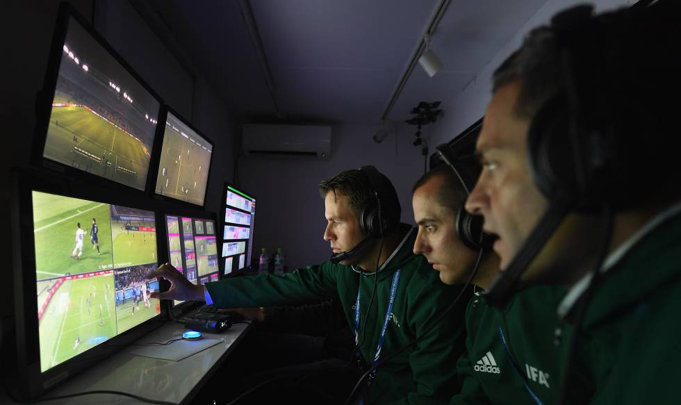 Asistentes durante un partido.