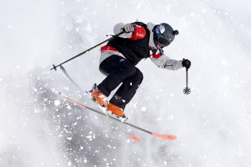 Resultado de imagen de niños aprenden esquiar