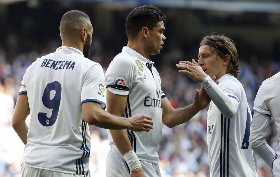 9d58a9a8b Real Madrid vs Atlético  Los últimos servicios del soldado Pepe ...
