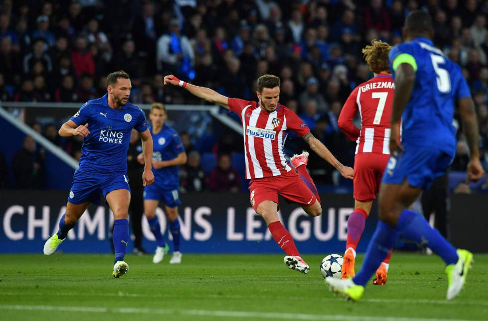 Leicester City Atletico de Madrid