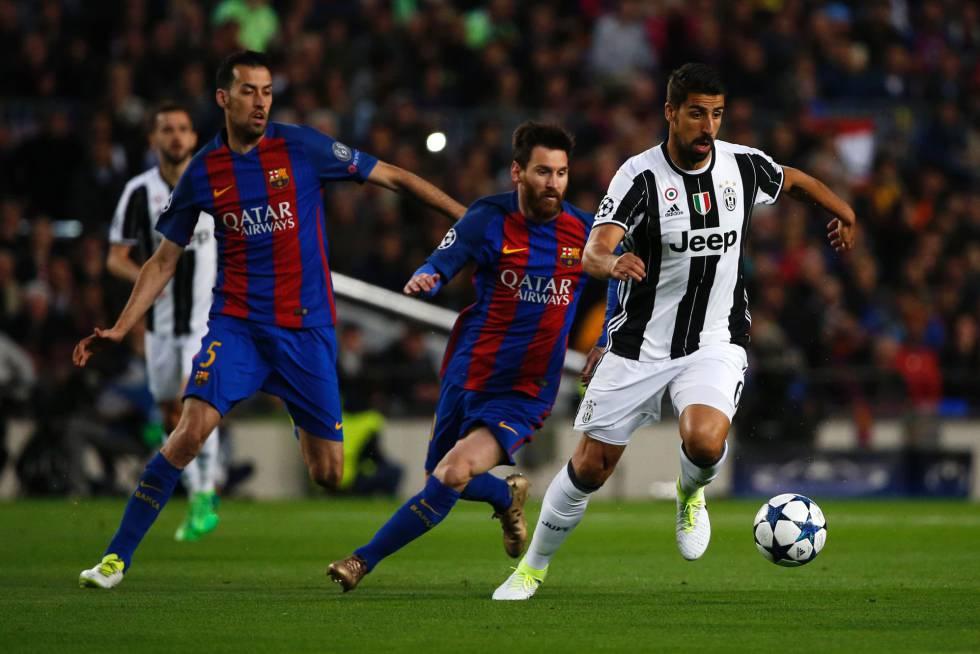 Barcelona - Juventus  horario y dónde ver la Champions League en directo 01c165ae6e811