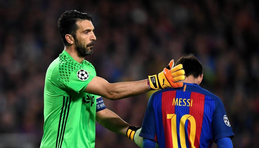 El Barcelona, dispuesto a pagar 2 millones de euros por Buffon.