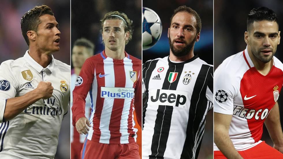 Sorteio Liga dos Campeões  Semifinais da Champions terão Real Madrid ... a481860b18436